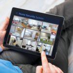 Sisäkuvat asunnosta ja mökiltä saa suoraan tablettitietokoneen ruudulle.