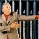 Komediamestari Jacques Tati ilmehtii viimeisessä elokuvassaan sirkustirehtöörinä.