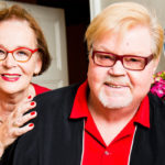 Muusikko Jussi Raittinen ja Carita-vaimo 22.10.2015