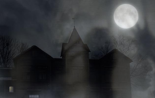 Kummitusmysteeri