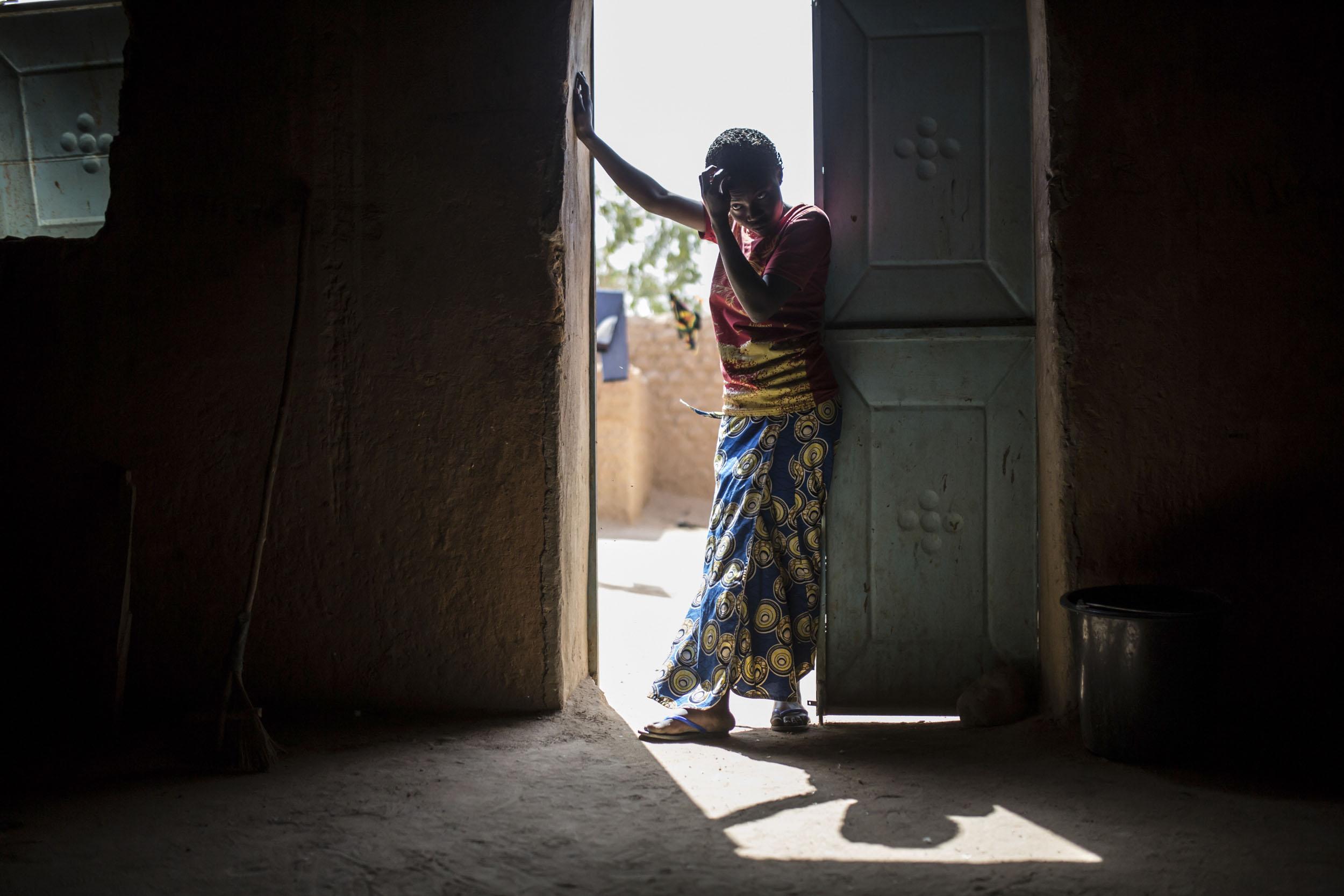Kotiinpaluu ei ole vaihtoehto. Odotus Agadezissa voi kestää kuukausia.