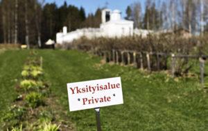 Lintulan luostarista katosi nunna Elisbeth heinäkuussa 2017.