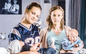 Norjalainen komediasarja Melk