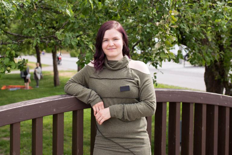 Niina Jaakonsaari.