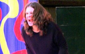Ozzy Osbourne ja Black Sabbath esiintyivät Provinssirockissa vuonna 1998.