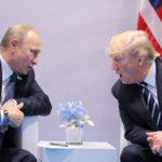 Vladimir Putin ja Donald Trump tapaavat Helsingissä 16. heinäkuuta.