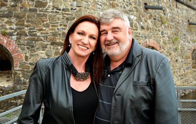 Tenori Raimo Sirkiä ja sopraano Cynthia Makris