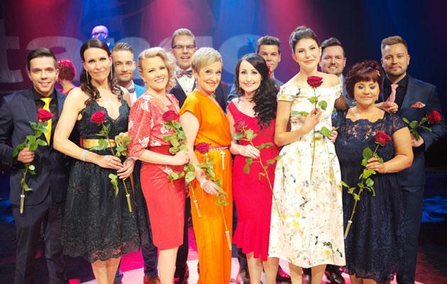 Seinäjoen tangomarkkinafinalistit 2018
