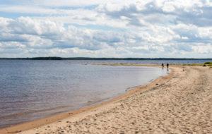 Ärjänsaari on luonnonsuojelualue Eino Leinon maisemissa.