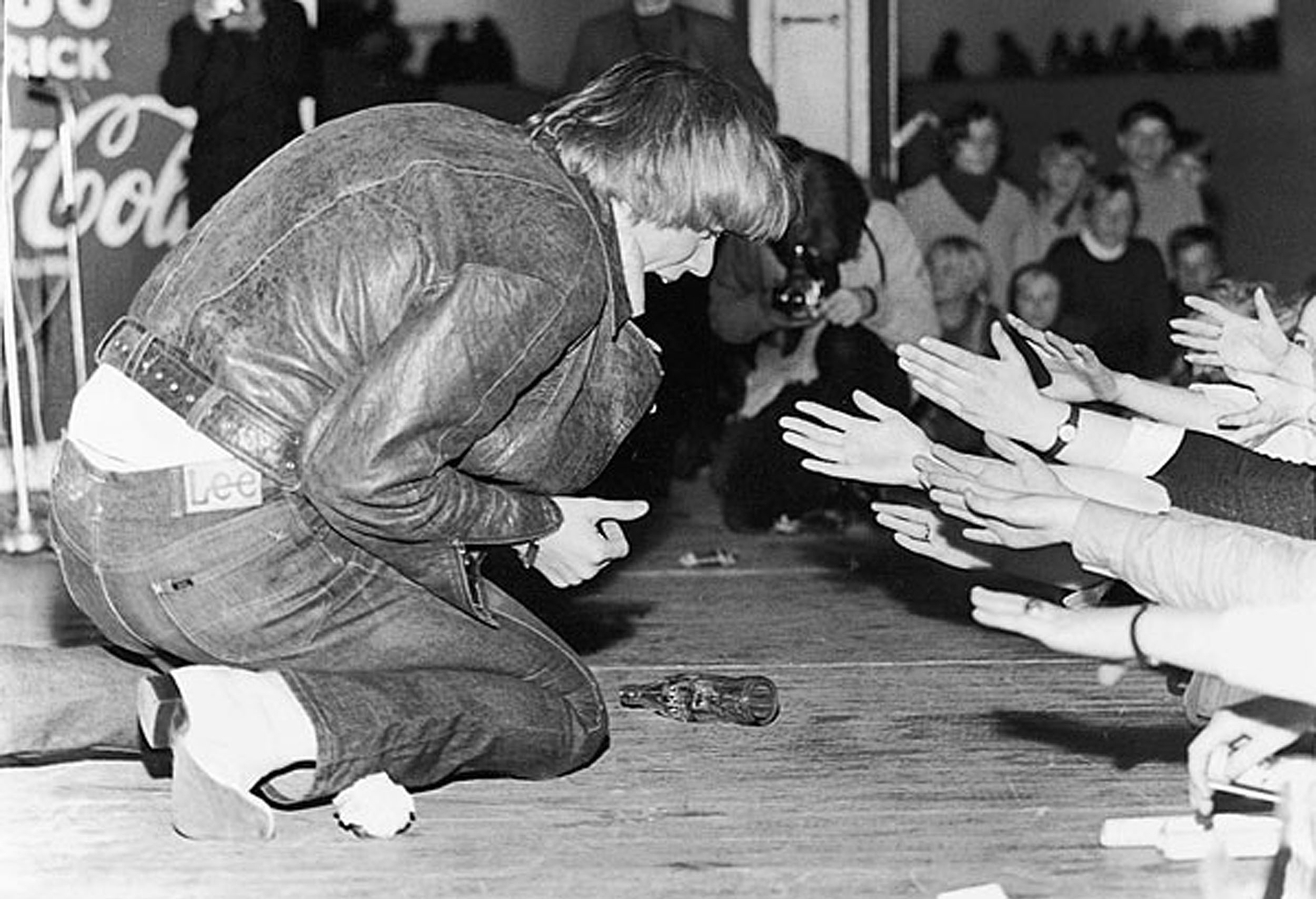Syndikaatti tekee suurratsian -kiertue maaliskuussa 1968.
