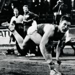 Jorma Kinnunen kisoissa  1960-luvulla.