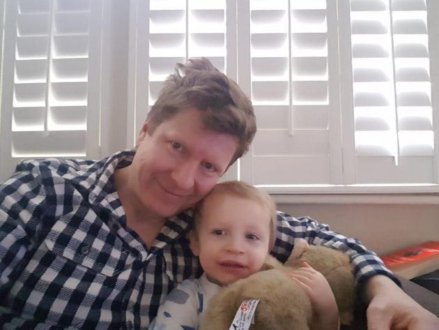 Jouni Aaltosen lapsella on kaksoiskansalaisuus.