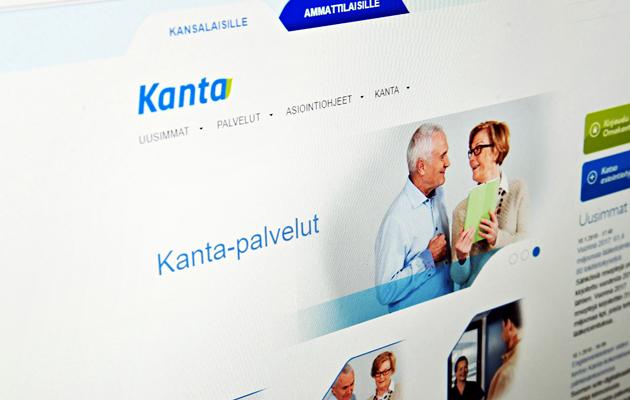 Kanta-palvelu netissä