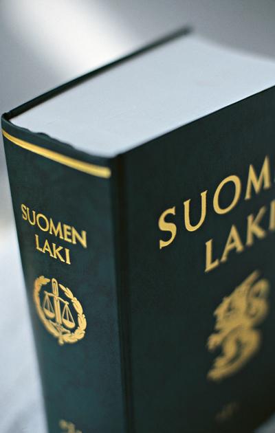 Suomen laki