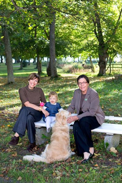 Liisa, Nelli ja Leena