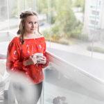 Minerva Lappalainen kirjoitti sairastumisensa aikaan blogia. Minerva on onnellinen siitä, että nykyään tietoa Chiarista jakaa muun muassa oma potilasyhdistys.