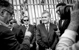 """Mafiapäällikkö Salvatore """"Totò"""" Riina"""