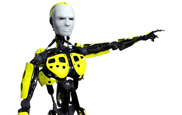 Ilkeä robotti nostaa ihmisten stressitasoa ja saa heidät keskittymään paremmin.