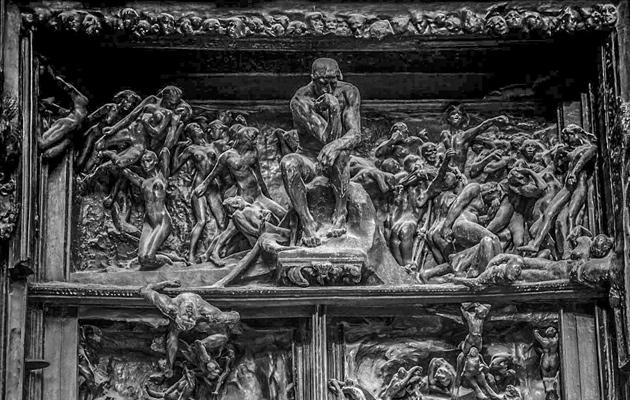 Rodin ja helvetin portti