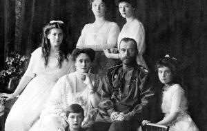 Nikolai II ja perhe