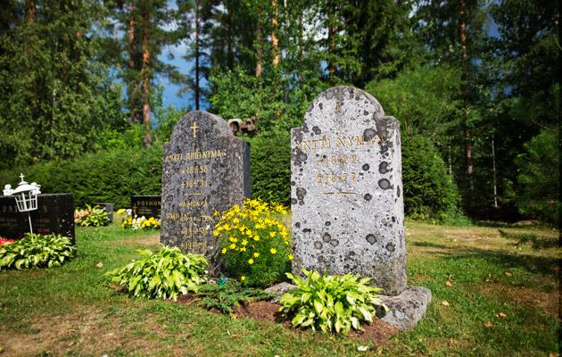 Savonrannan nykyinen hautausmaa