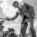 Robert Kennedy oli kesän korvalla 1968 vahvasti etenemässä kohti demokraattisen puolueen presidenttiehdokkuutta.