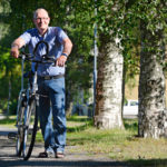 Hannu Kari elää aktiivista elämää ja pitää huolta kunnostaan. Se on paras puskuri syöpää vastaan.