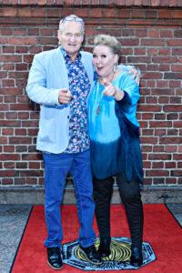 Klaus Thomasson ja Nina Häkkinen