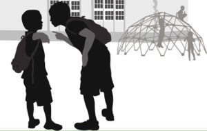 Kun oma lapsi paljastuu koulukiusaajaksi, selvitä tilanne perin pohjin.