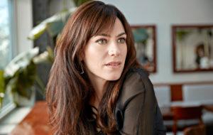 Näyttelijä Maggie Siffin roolihahmo Wendy Rhoades