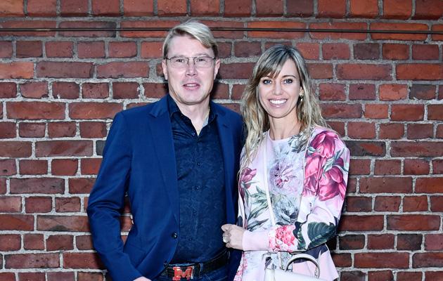 Mika ja Marketa Häkkinen