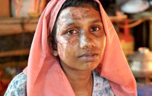 Myanmarin kuoleman pellot