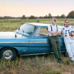 Matt Johnson ja Owen Williams lavastavat käynnin Kuussa.