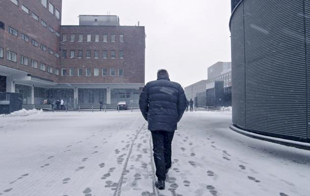 Pekka Lehto teki dokumentin Jari Aarnion (kuvassa) tapauksesta