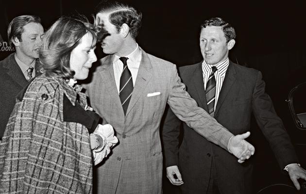 Camilla 1970-luvun alussa