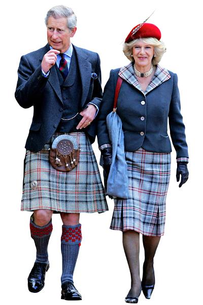 Keväällä 2006 Charles ja Camilla