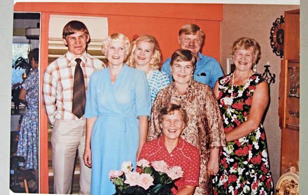 Vuonna 1981 Sinikka täytti 50 vuotta.