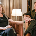 Professori Bill Ayers (oik.) ja hänen vaimonsa Bernardine Dohrn kuuluivat The Weather Underground -liikkeen  kantaviin voimiin.