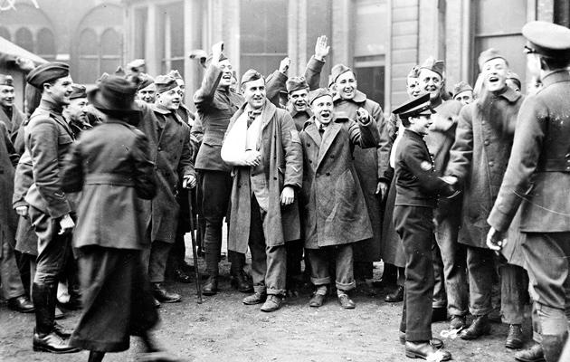 Euroopan uudet tuulet 1918–1939