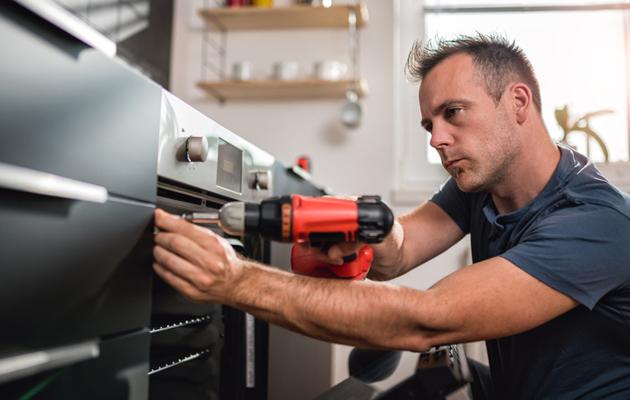 Ovatko miehet luonnostaan remonttireiskoja?
