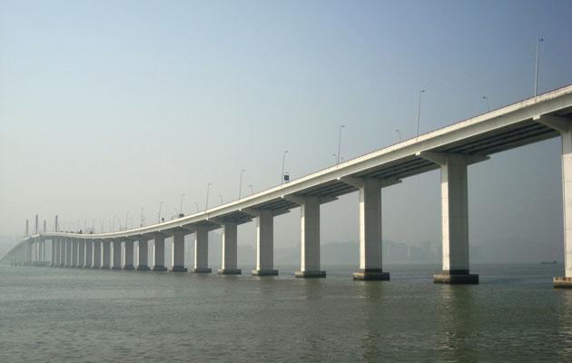 Macaon ja HongKongin välille on avattu silta.
