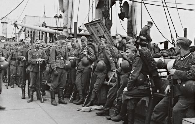 Monessa sotakirjassa on annettu ymmärtää, etteivät SS-vapaaehtoisemme tehneet sotarikoksia