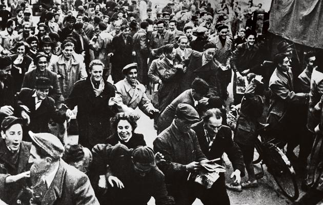 Unkarin kansannousu