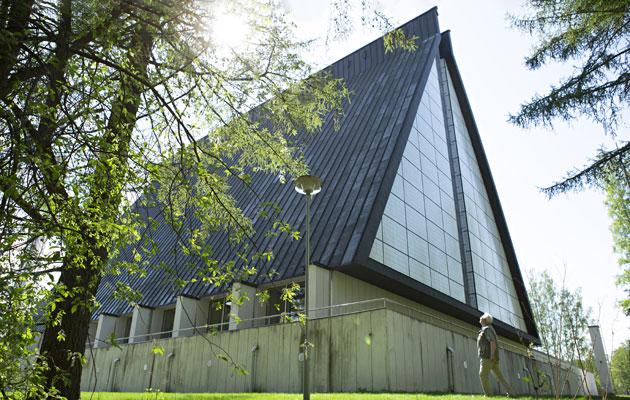 Kirkkohallitus päätti purkaa Valkeakosken kirkon.