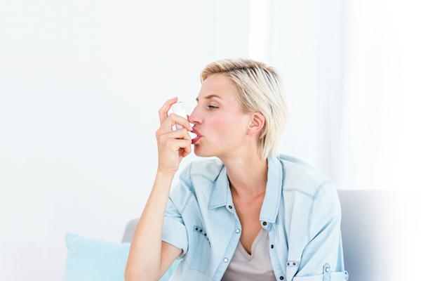 Aikuisena puhkeava astma
