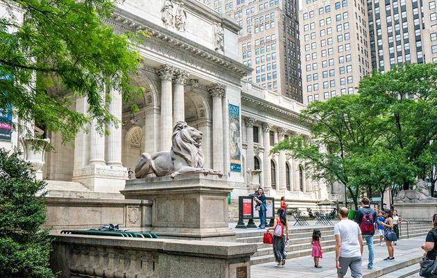 Ex Libris – The New York Public Library