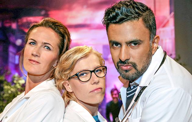 Lääkärit vastaan internet