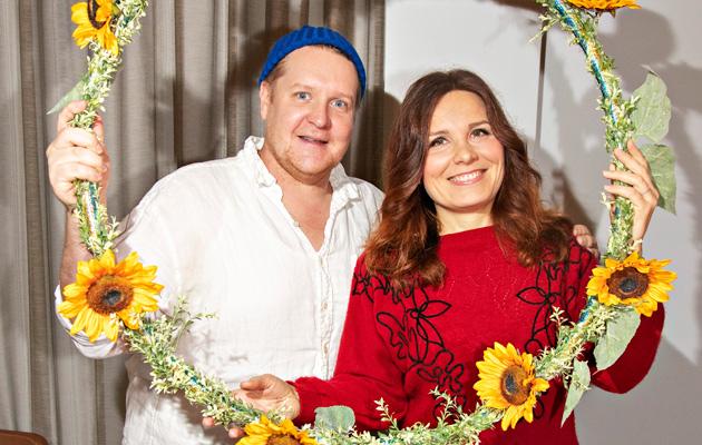 Pirjo Heikkilä ja Santtu Karvonen