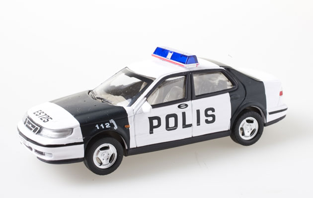 Reservipoliisit tekevät tuloaan Suomeen.