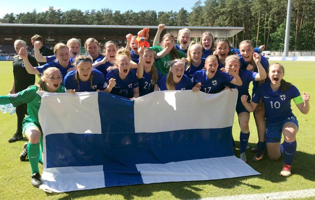 FIFAn jalkapallon U17 tyttöjen MM